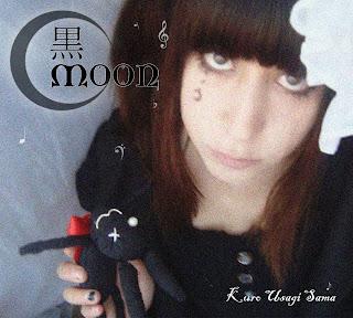 ☾♪ 黒Moon - Doujin Music Portada%2B01