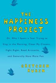 The Happiness Project Book Giveaway