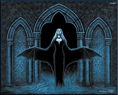 the-amazing-vampire-queen-gothic-drawing-wallpaper