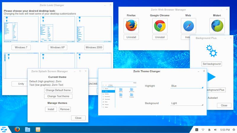 Linux Terbaru Zorin OS 10 Final