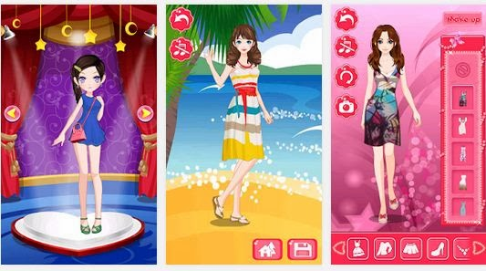 Dress up - summer fashion