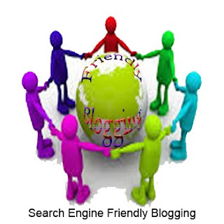 search engine friendly blogging