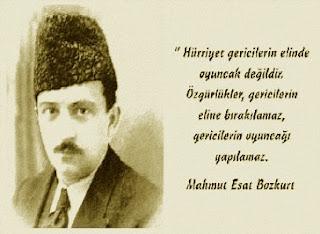 Hukuk Devriminin Önderi Mahmut Esat Bozkurt - Cevat Kulaksız