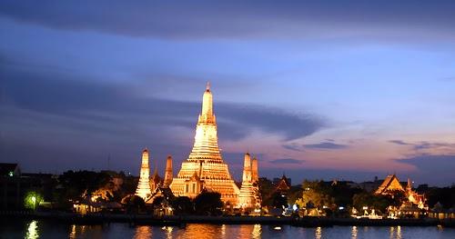 Objek Wisata di Thailand yang Wajib Untuk Dikunjungi