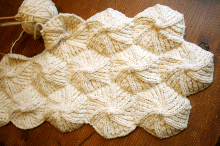 The Yarn Monkey Chronicles: The Quilted Cat