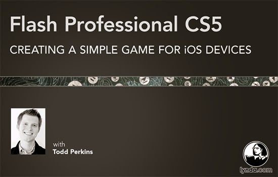 Lynda – Flash Professional CS5: Creating a Simple Game for iOS Devices