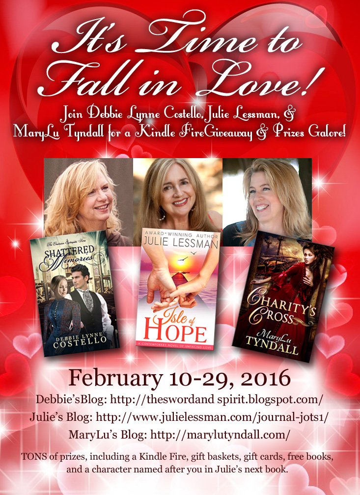 """""""IT'S TIME TO FALL IN LOVE"""" TREASURE HUNT! 2/10 - 2/29"""