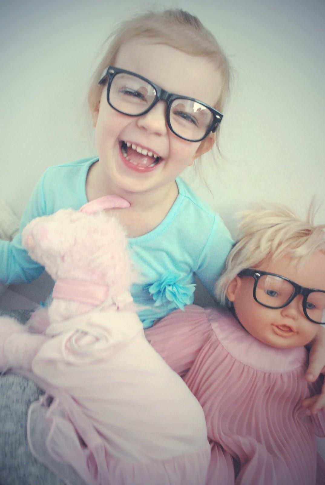 Okulary zerówki dla dzieci