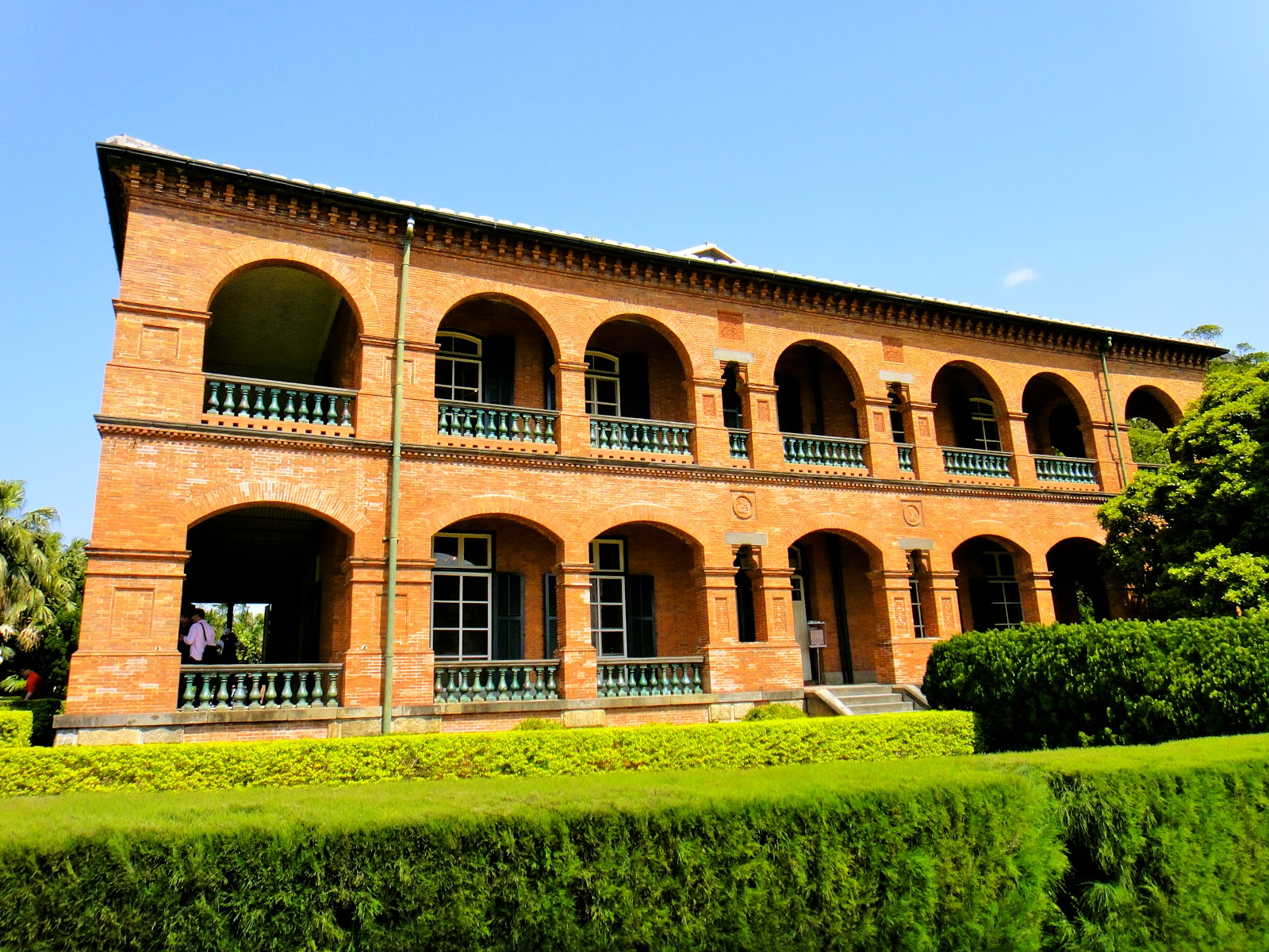 Former British Consular Residence at Tamsui