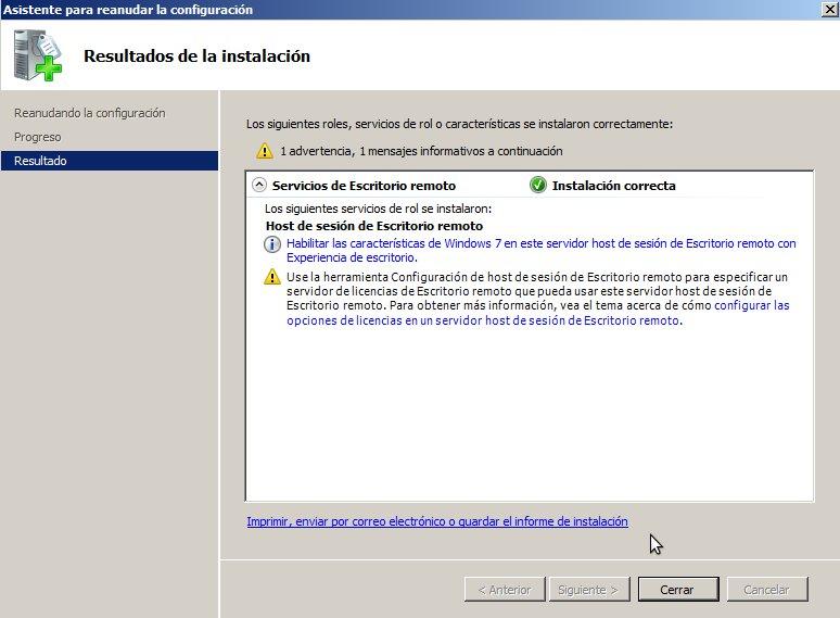 Escritorio remoto en windows 2008 r2 server un sysadmin pro by d4nnr - Reiniciar escritorio remoto ...