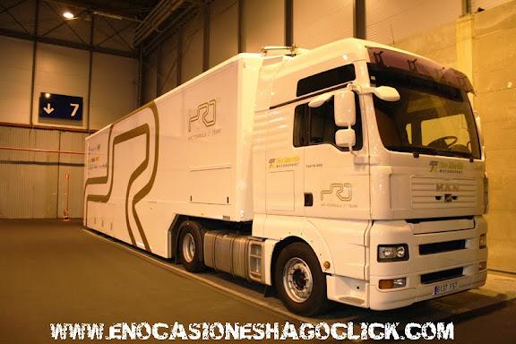 Camion MAN HRT formula 1