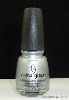 China Glaze Millennium