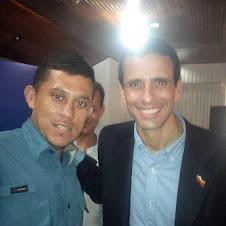 O ¿Henrique Capriles Radonsky?