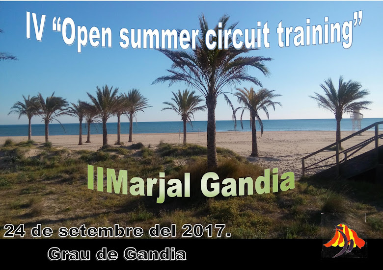"IV ""Open Summer Circuit Training"""