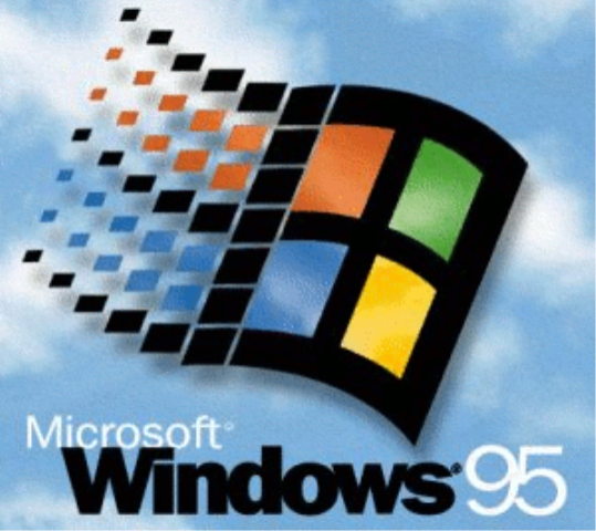 windows 95, vip
