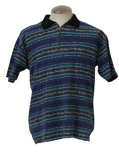 90s polo shirt