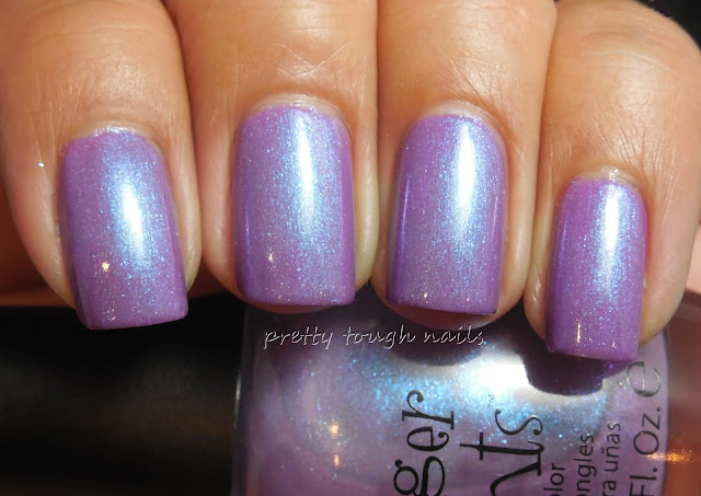 FingerPaints Itsy Bitsy Spider Over Wet n' Wild Who Is Ultra Violet?