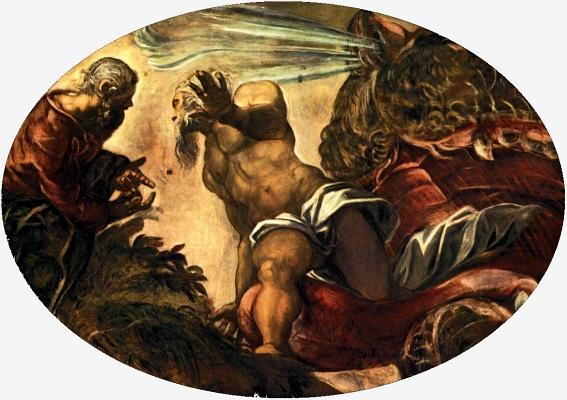 + The Holy Prophet Jonah +