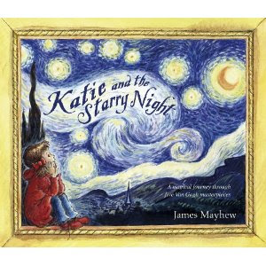 Discover the magical pictures of Van Gogh in the latest Katie book!