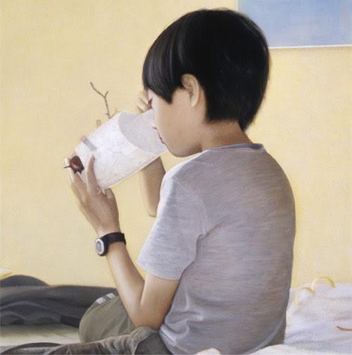 ©Kaoru Usukubo. Pintura | Paintings