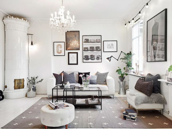 Deco: Black and White | With Or Without Shoes - Blog Influencer Moda ...