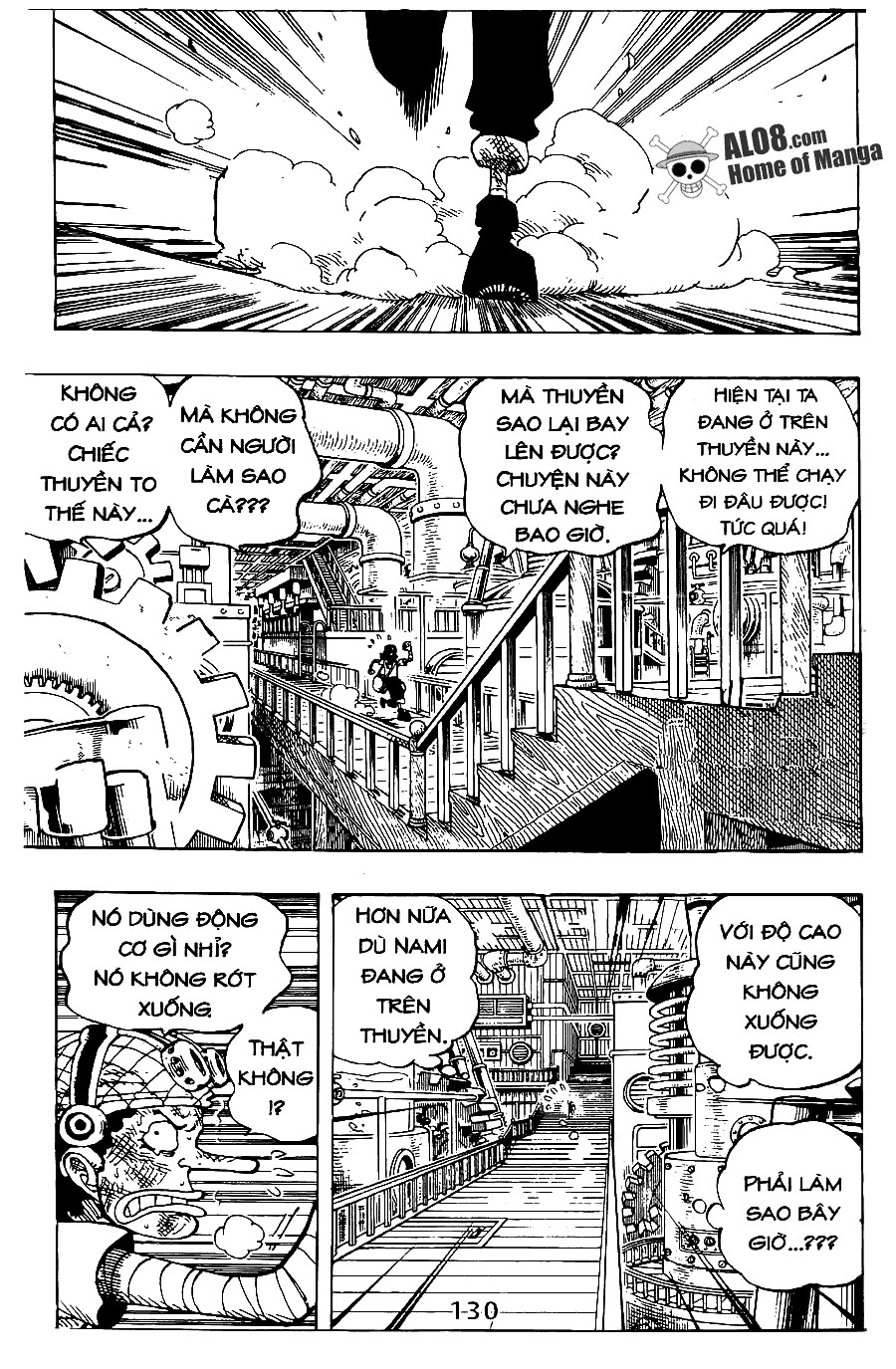 Đảo Hải Tặc chap 283 - Trang 10