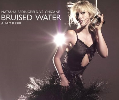 Chicane Vs. Natasha Bedingfield-Bruised Water (Lyrics, Adam K Vocal Mix & Official Music Video)