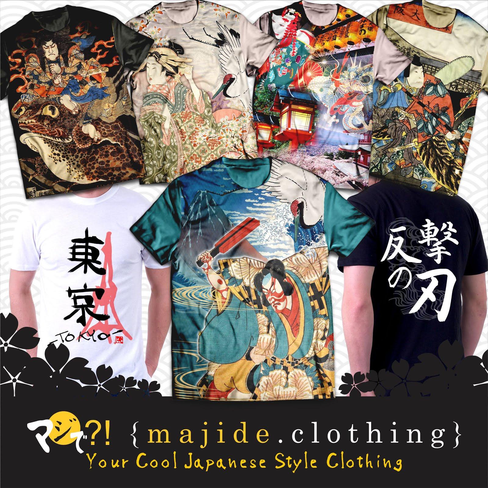MAJIDE JAPANESE CLOTHING
