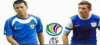 Persib Bandung vs Kitchee SC 0-2 AFC Cup 2015