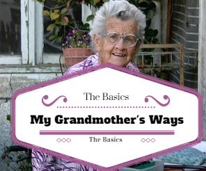 My Grandmother's Ways