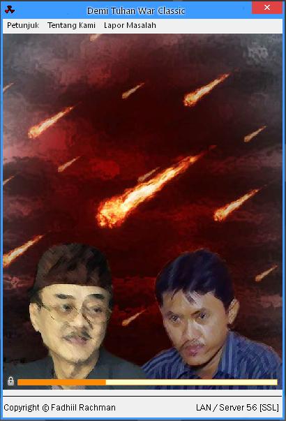 Game Eyang Subur & Arya Wiguna - Demi Tuhan