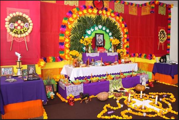 Tradiciones de nuestro México