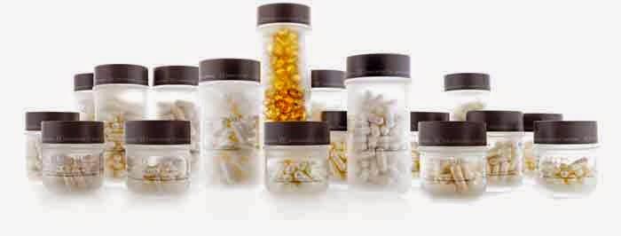 Botes de nutricosmética