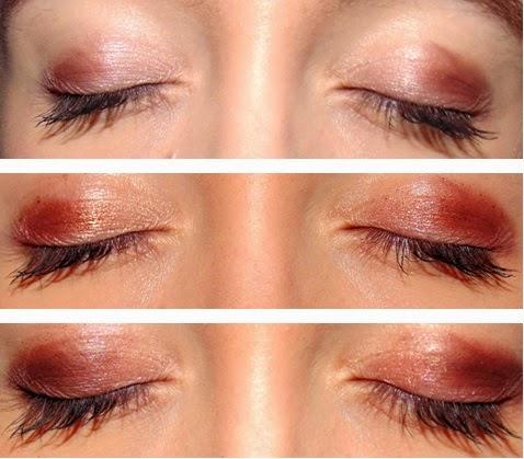 Charlotte Tilbury Dolce Vita Palette - make up looks