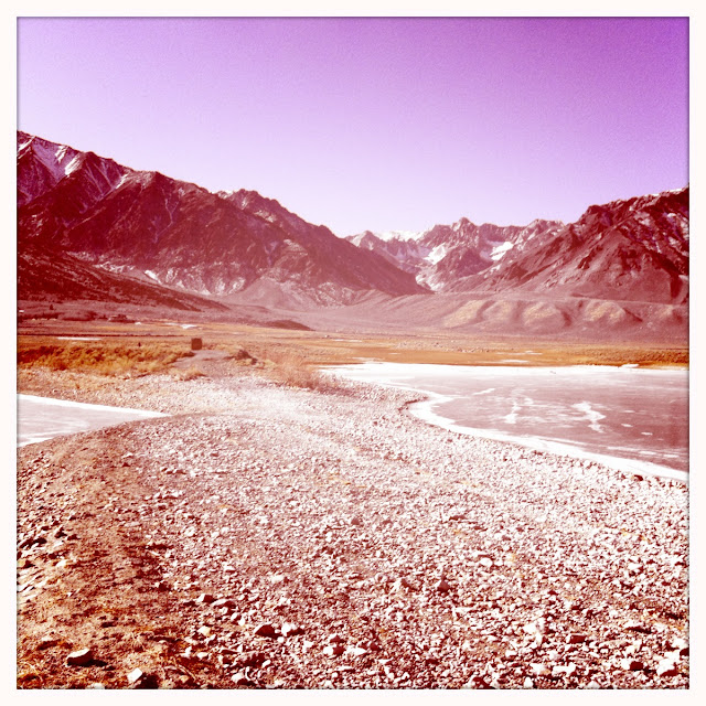 view from Crowley Lake