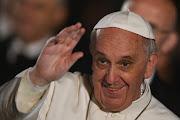 Allí se viste . francisco el primer papa de america latina