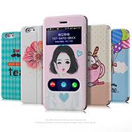 เคส-iPhone-6-Plus-รุ่น-เคสฝาพับ-iPhone-6-Plus-ลายการ์ตูน-มีล็อคแม่เหล็ก