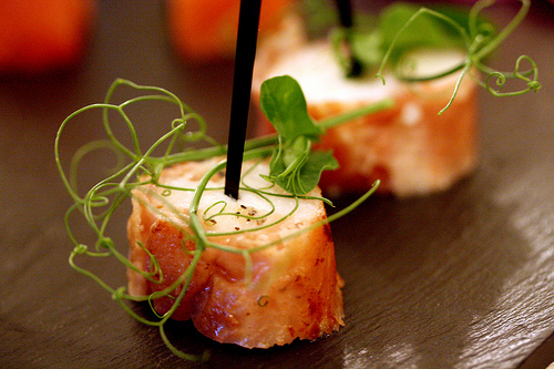 The london blog monkfish a litte love for Monkfish and parma ham recipe