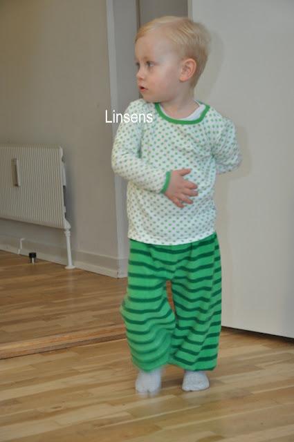 hjemmesyet børne bukser