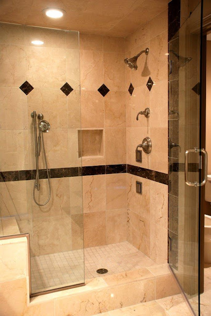 CLASSIC ELEGANT ENCLOSED SHOWER