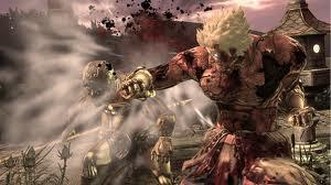 Juego Asura's Wrath mitología y acción