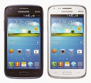 Galaxy Core Terbaru |Harga dan Spesifikasi Lengkap