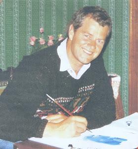 Ian Parker - 42 years