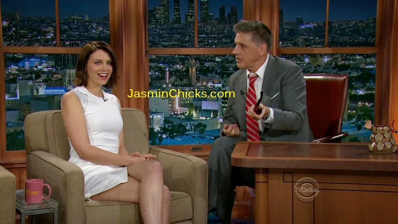 Lauren Cohan thigh
