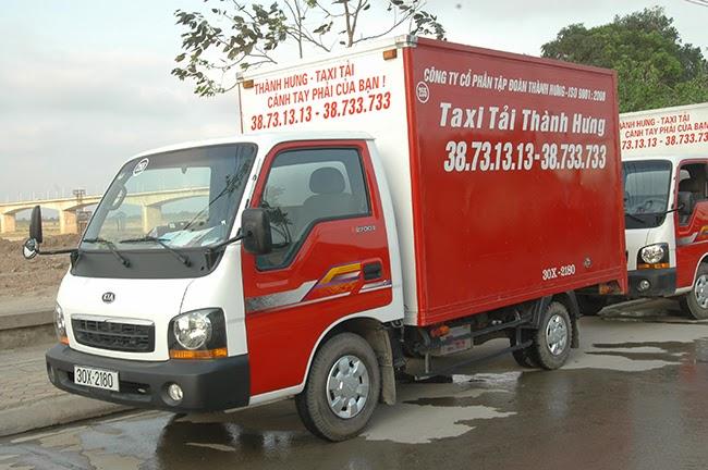 Dịch vụ chuyển nhà trọn gói Hà Nội giá rẻ