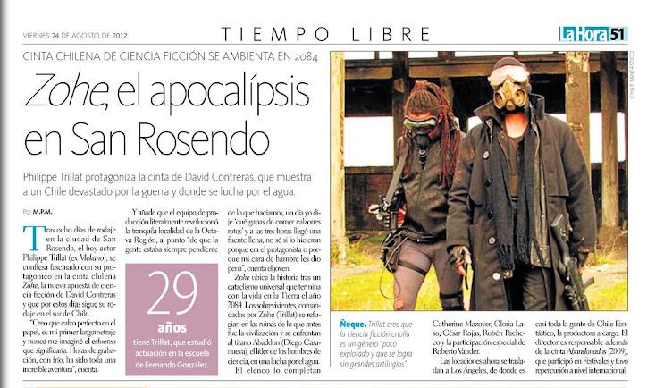 ZOHE Prensa (2012)