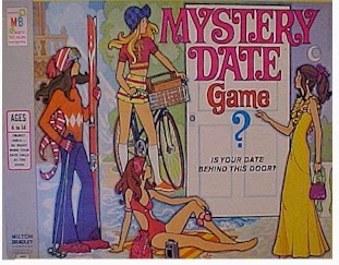 mystery date game with phone