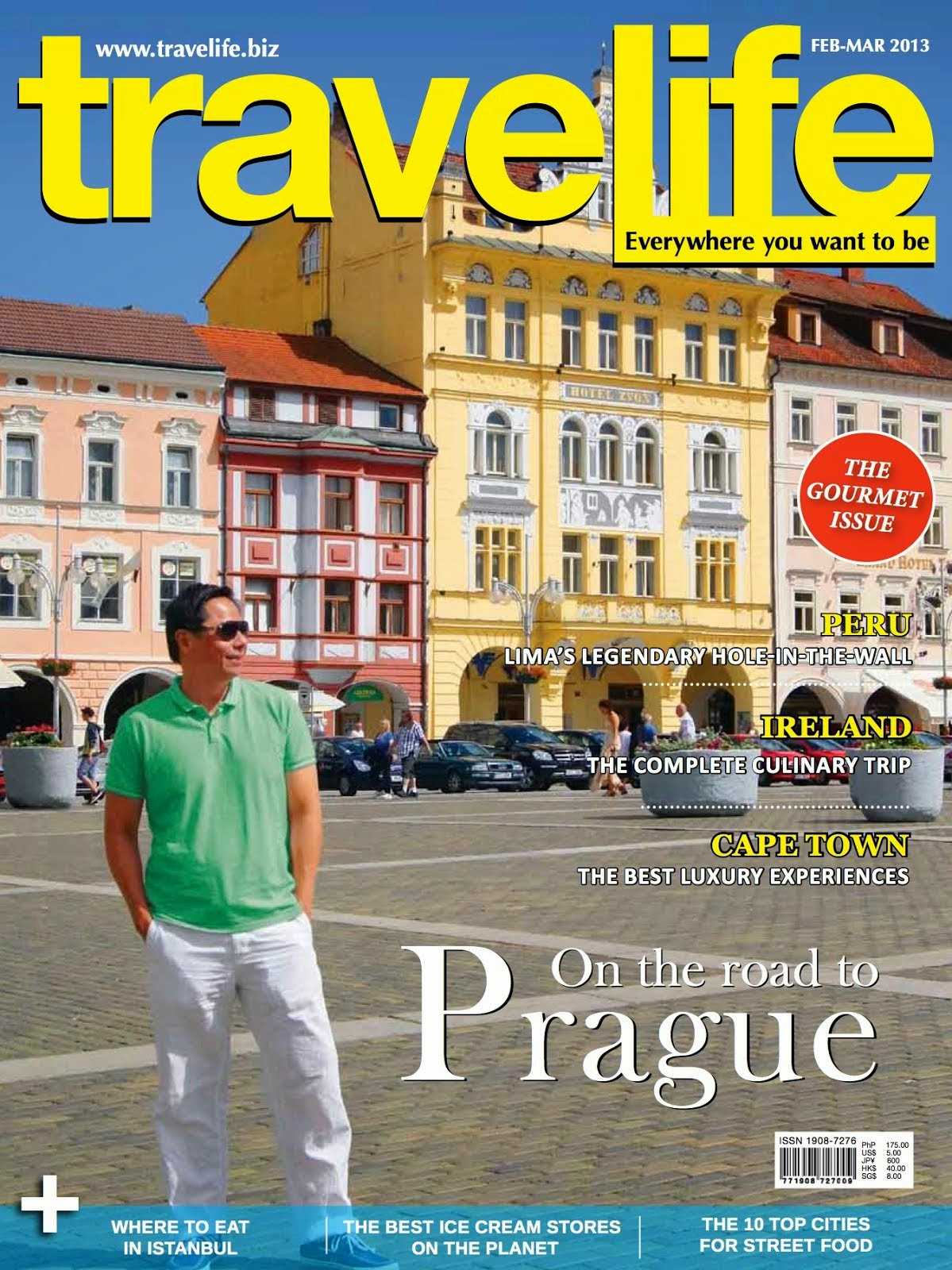 SEE OUR SPECIAL FEATURE ON PRAGUE