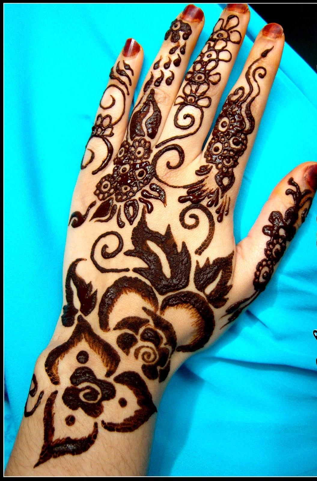 Henna Wedding Service