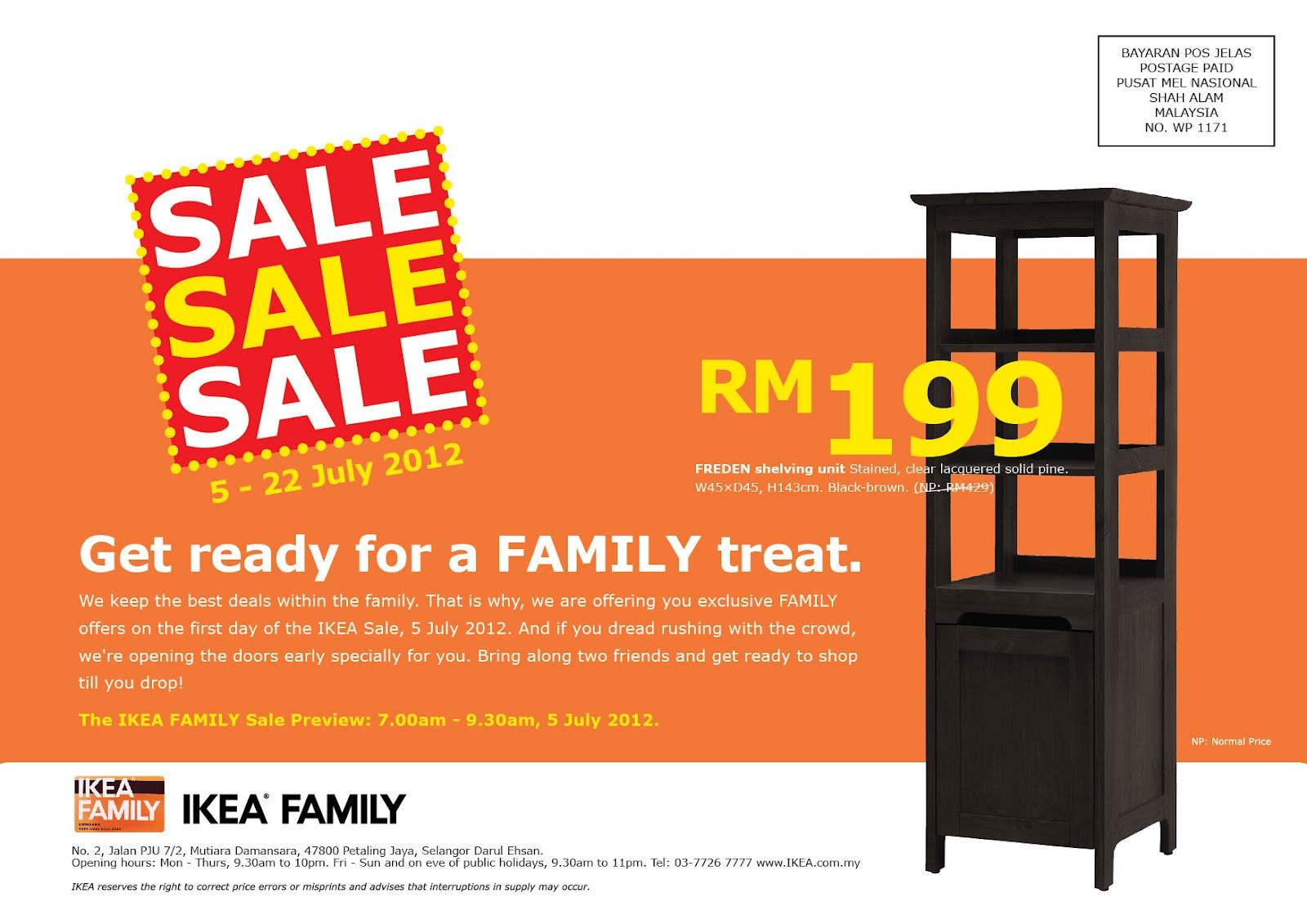 Ikea Sale Is Here Again Missyblurkit